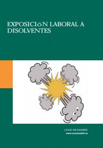Prevención en trabajos con disolventes