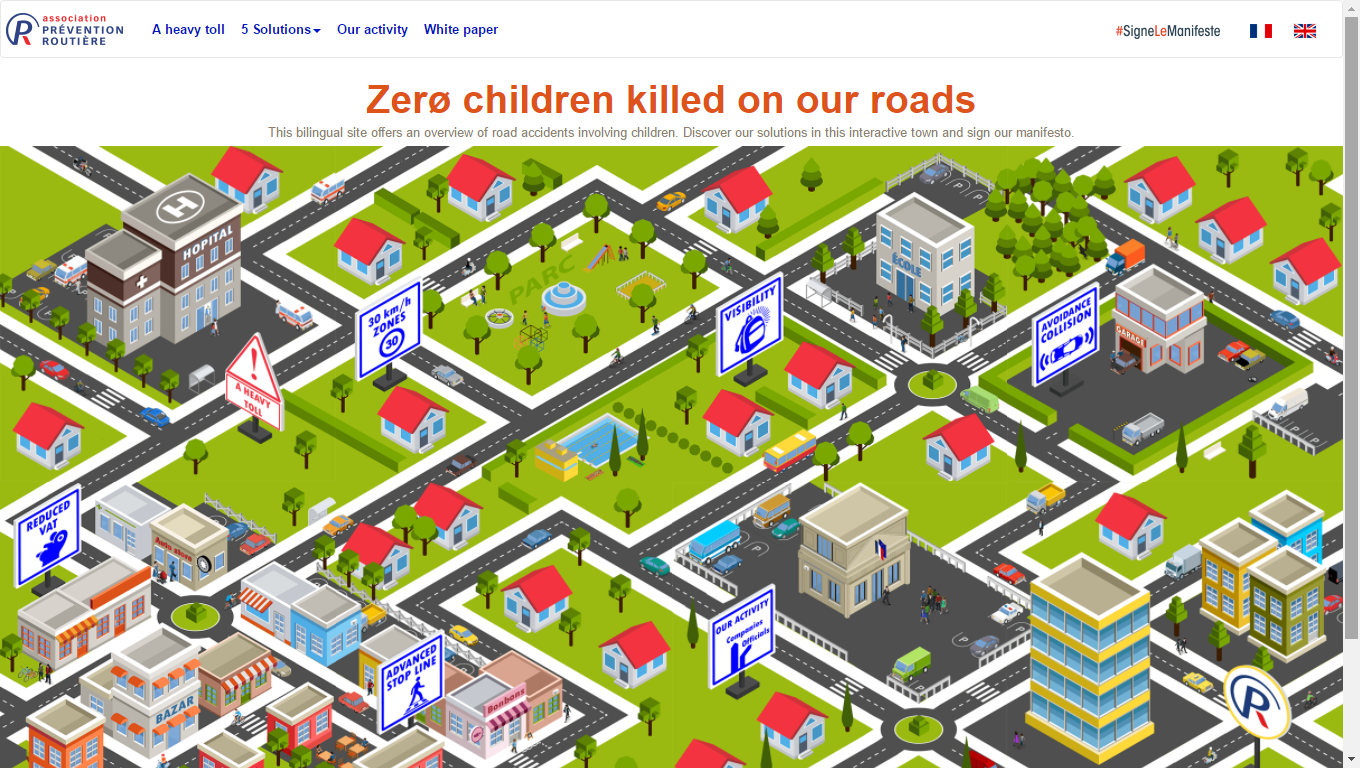 Zero children killed