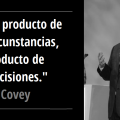 Cita Steven Covey