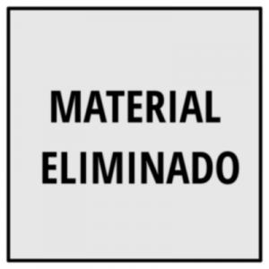 Material eliminado