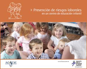Prevención en centros infantiles