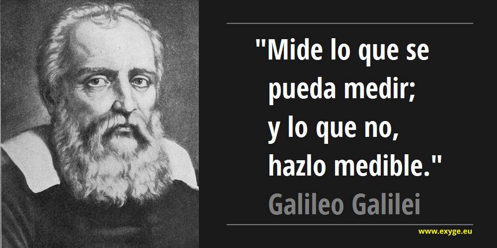 Cita Galileo Galilei