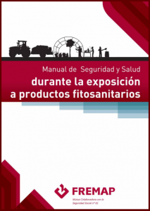 Prevención en la exposición a fitosanitarios