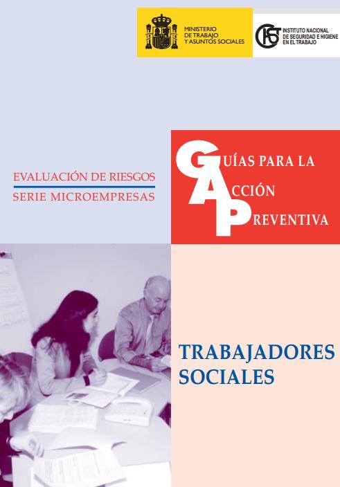 Prevención para trabajadores sociales