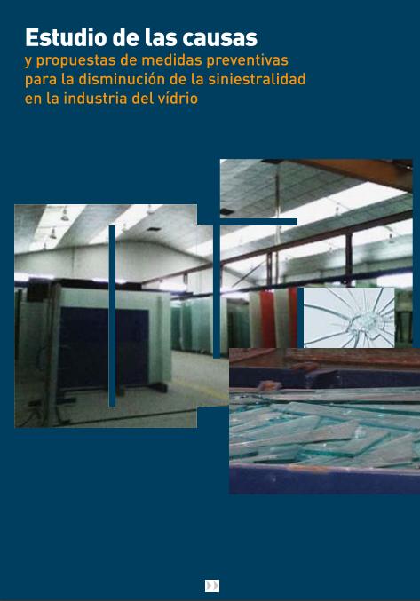 Prevención en la industria del vidrio