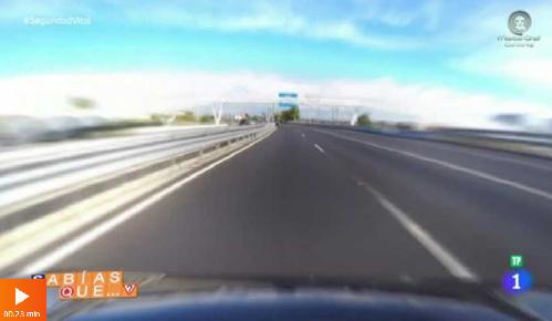 Hipnosis de la carretera