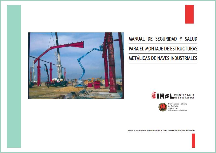 Prevención en el montaje de naves industriales
