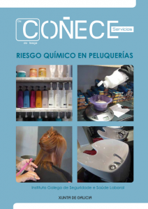 Riesgo químico en peluquerías