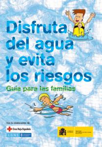 Prevención en el agua