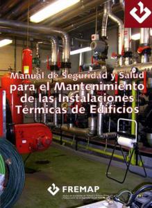 Prevención en el mantenimiento de instalaciones térmicas