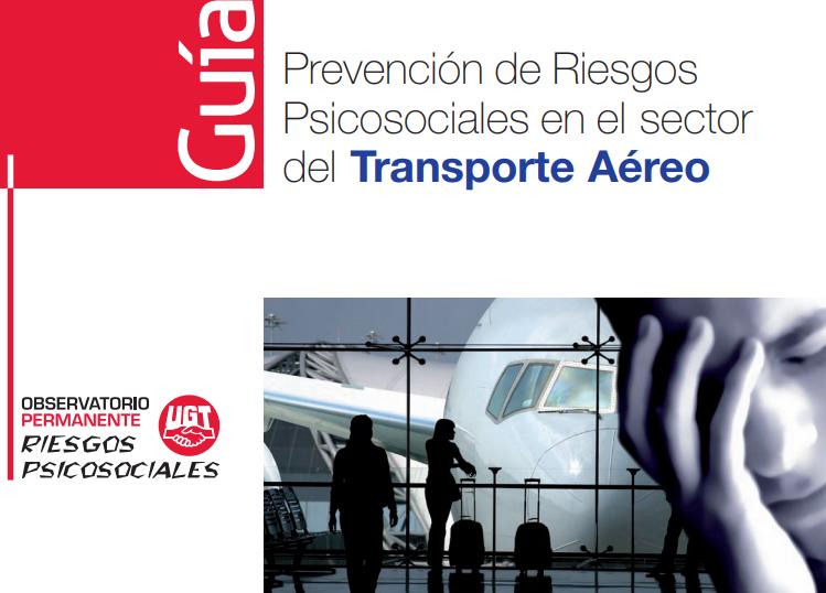 Prevención en el transporte aéreo