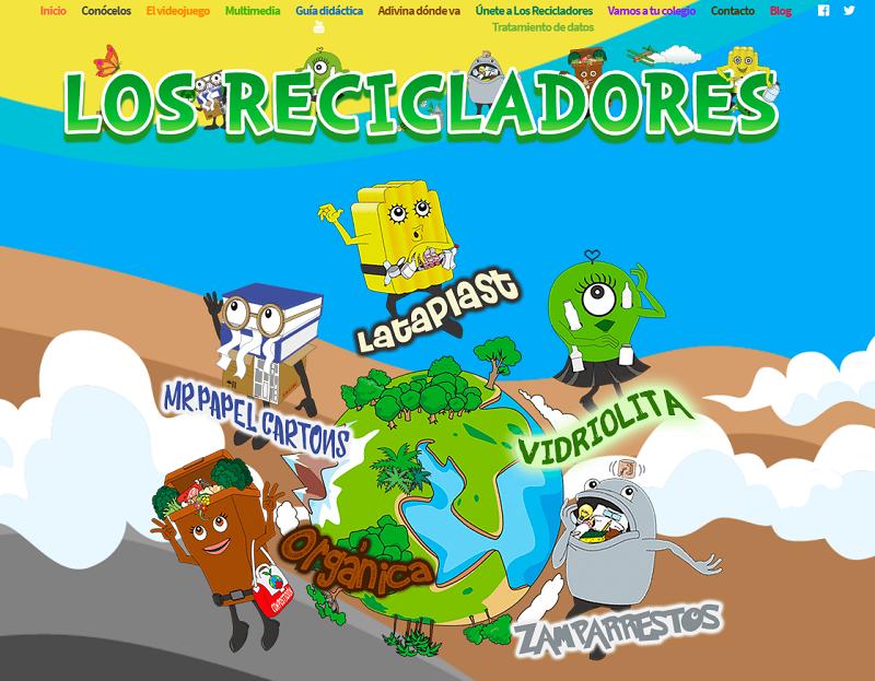 Los recicladores
