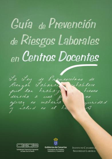 Prevención para docentes