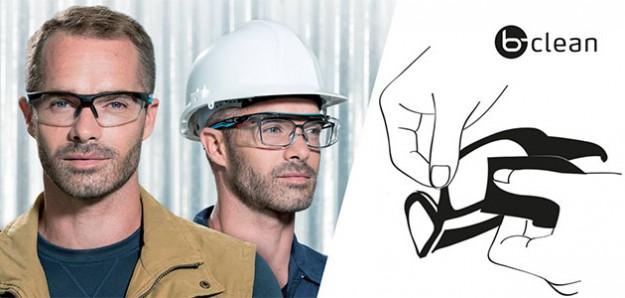 Cómo cuidar nuestras gafas de seguridad