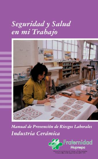 Prevención en la industria cerámica