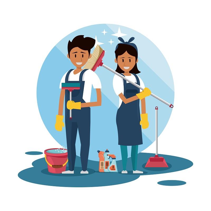 Prevención en operaciones de limpieza