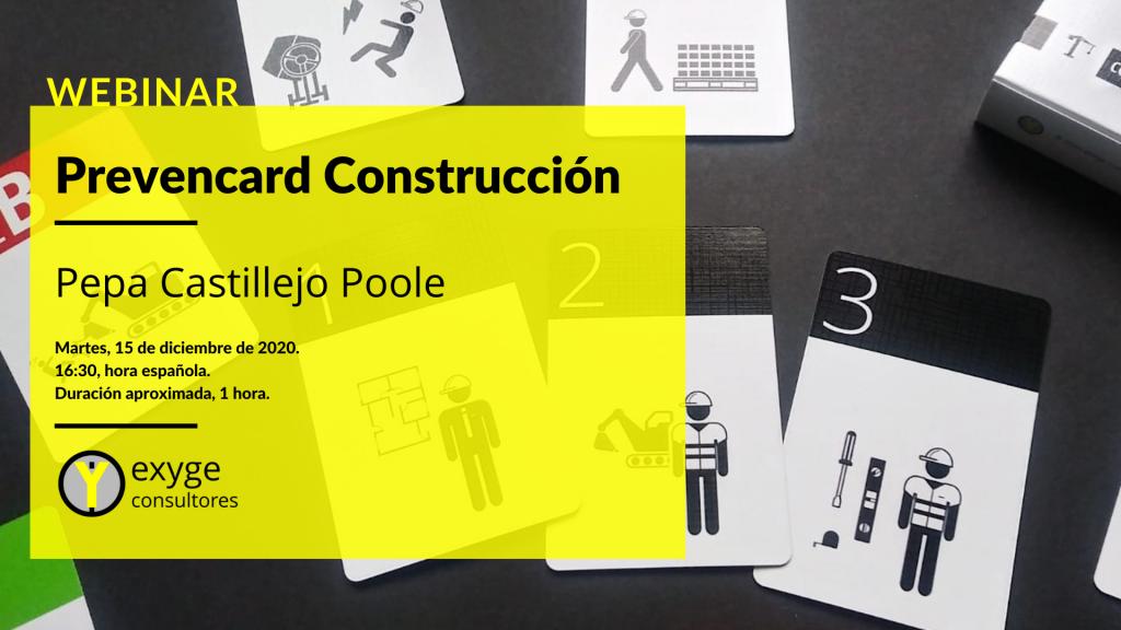 Prevencard construcción