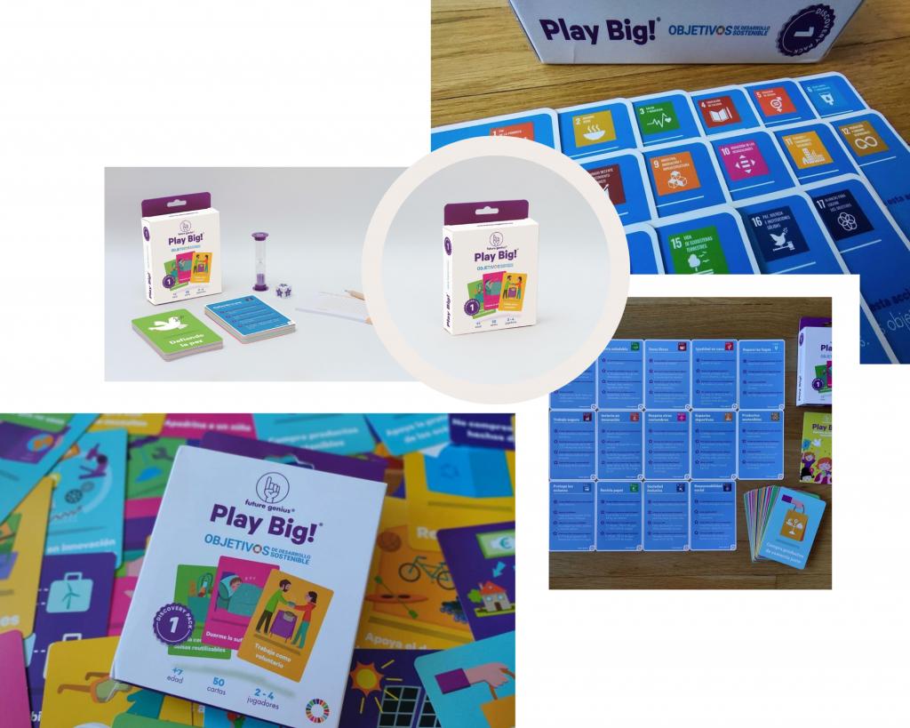 Play Big! Objetivos de Desarrollo Sostenible