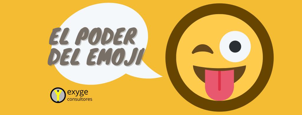 El poder del emoji