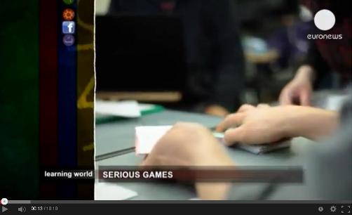 Euronews - Serious games