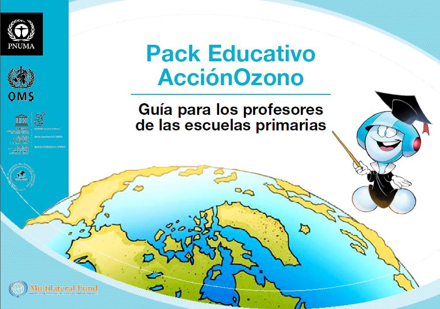 Pack Educativo Acción Ozono
