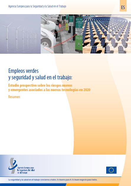 riesgos laborales en empleos verdes