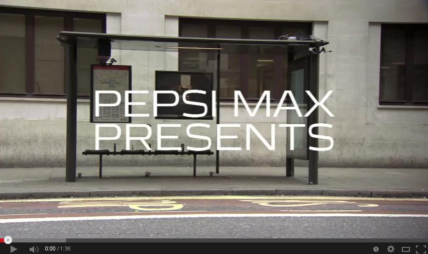 Pepsi Max & Fun Theory