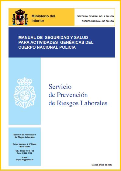 Prevención y policía