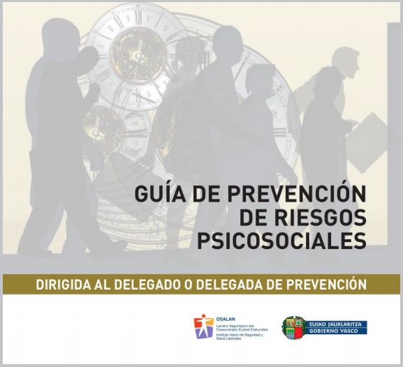 Prevención riesgos psicosociales