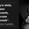 Cita Benjamin Franklin
