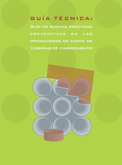 Prevención en el corte de tuberías de fibrocemento