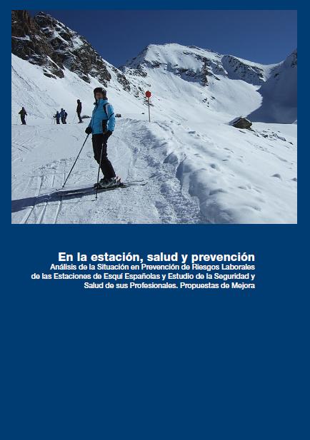 Prevención en estaciones de esquí