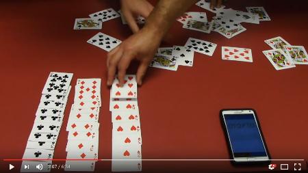 El juego Lean de cartas