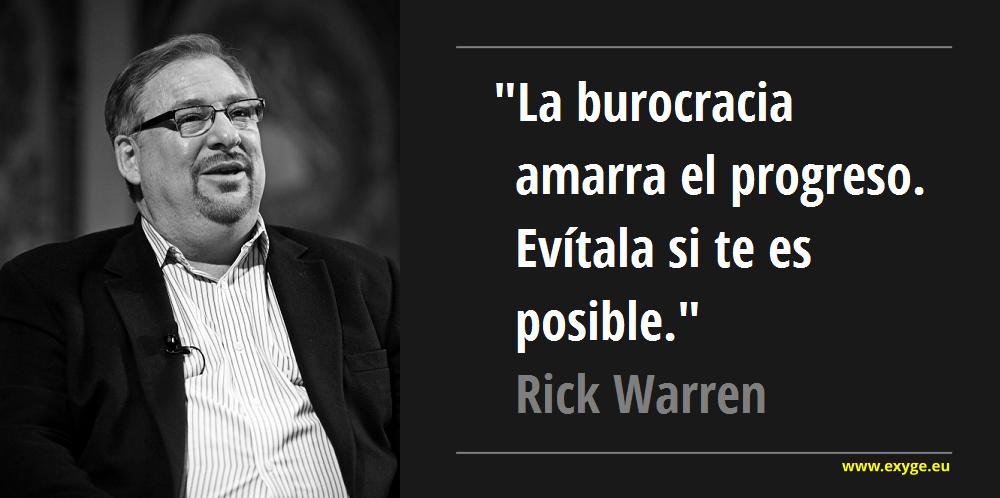 Cita Rick Warren