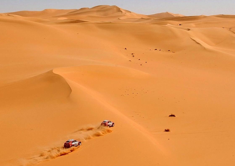 El Sáhara crece
