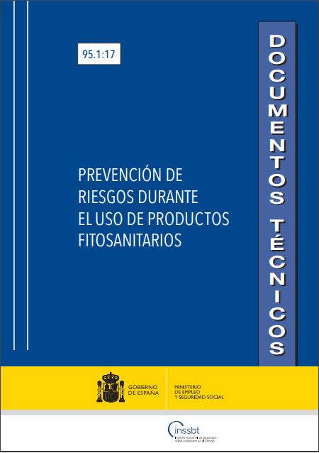 Prevención en el uso de fitosanitarios