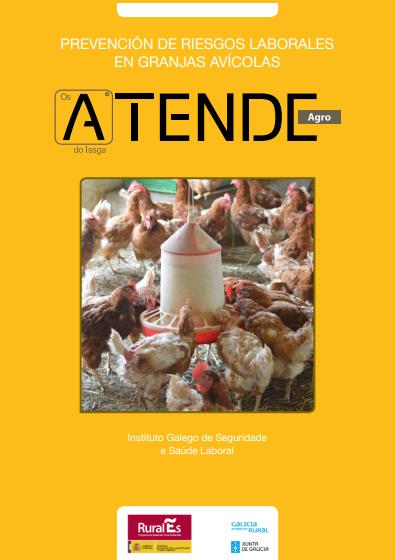 Prevención en granjas avícolas