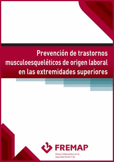 Prevención de TME en los brazos