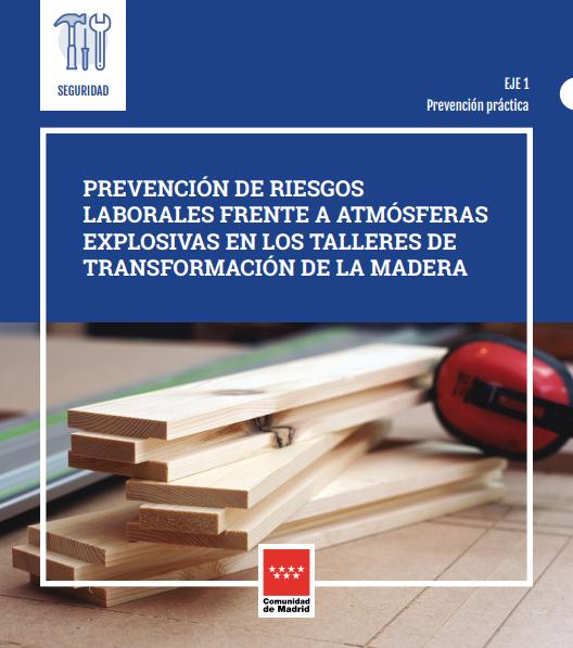 Prevención de explosiones en talleres de madera