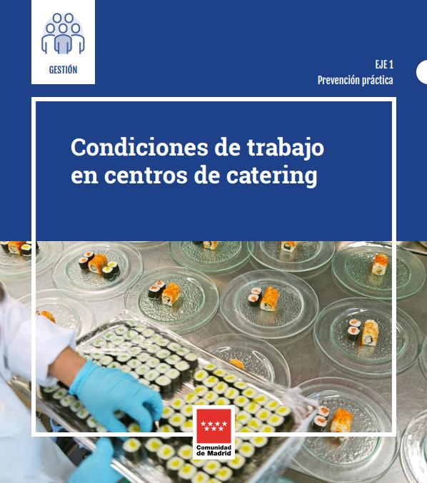 Ergonomía en empresas de catering