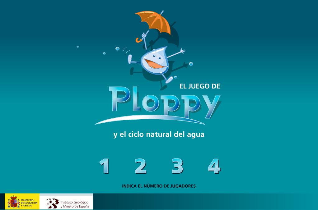 Ploppy y el ciclo del agua