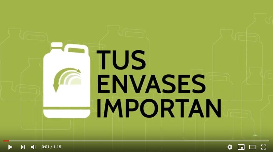 ¿Cómo reciclar tus envases agrarios?