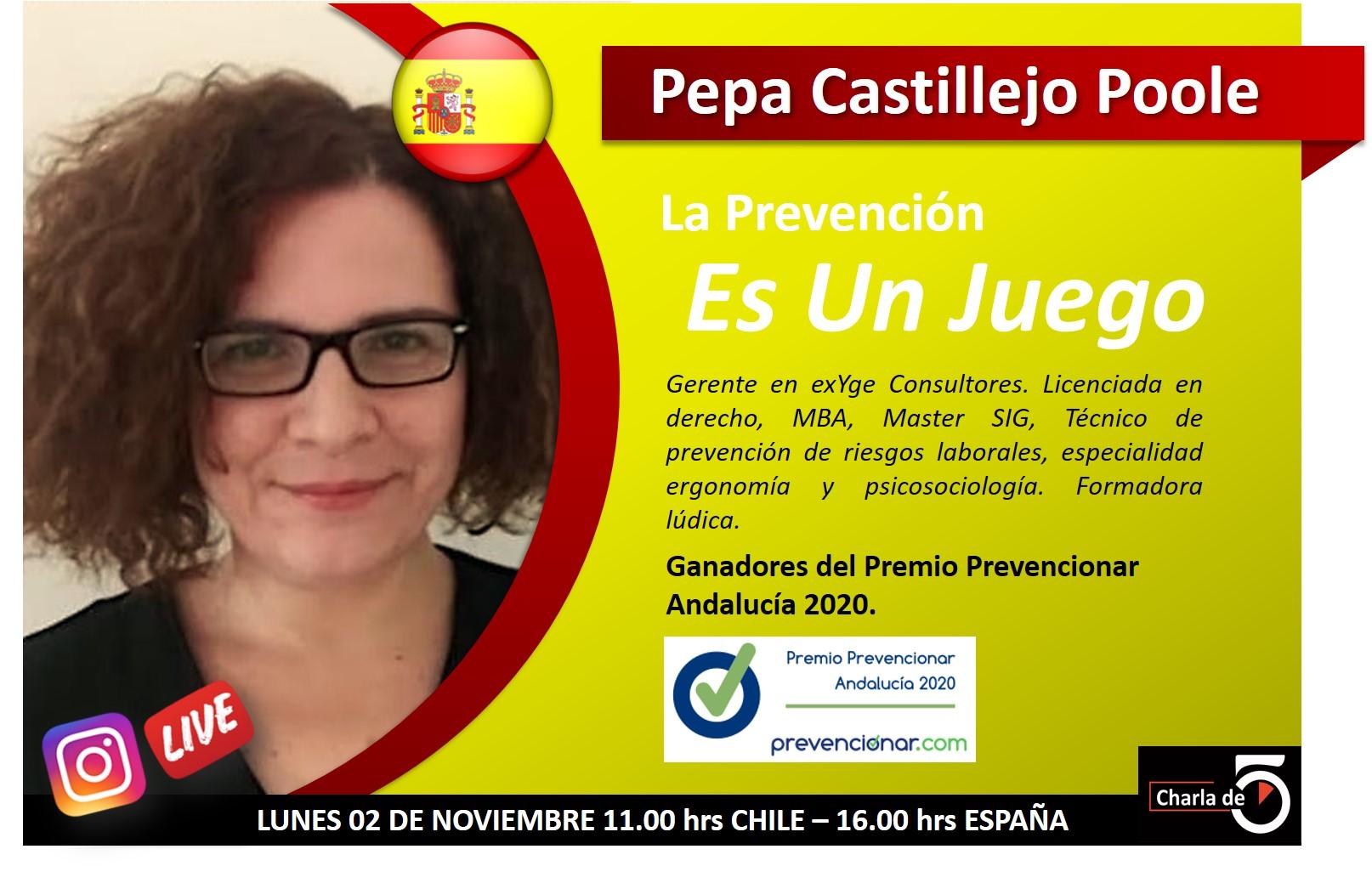 Pepa Castillejo Poole